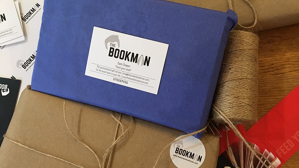 The Bookman Book Bundle (Genre, Theme, Author)