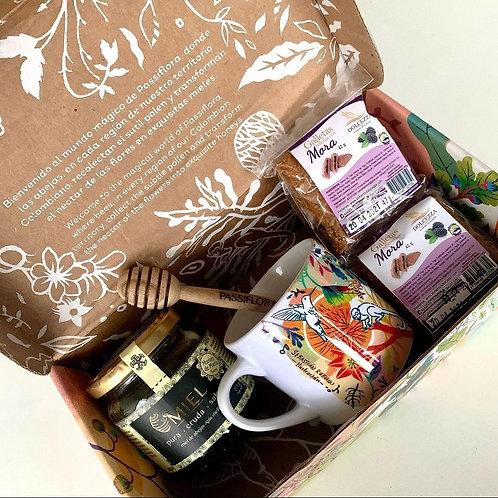 Caja de regalos - Galletas