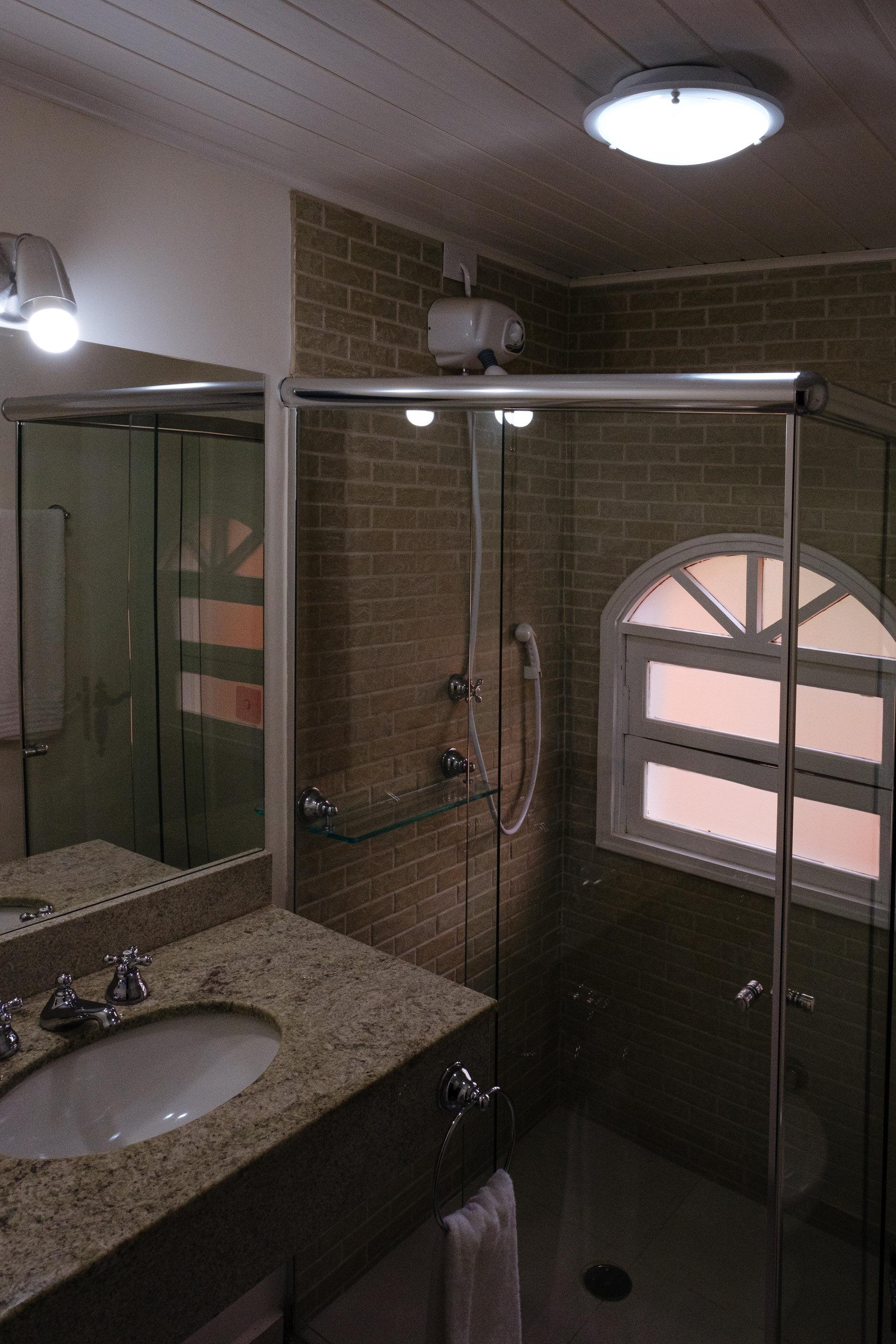 Banheiro Suíte V