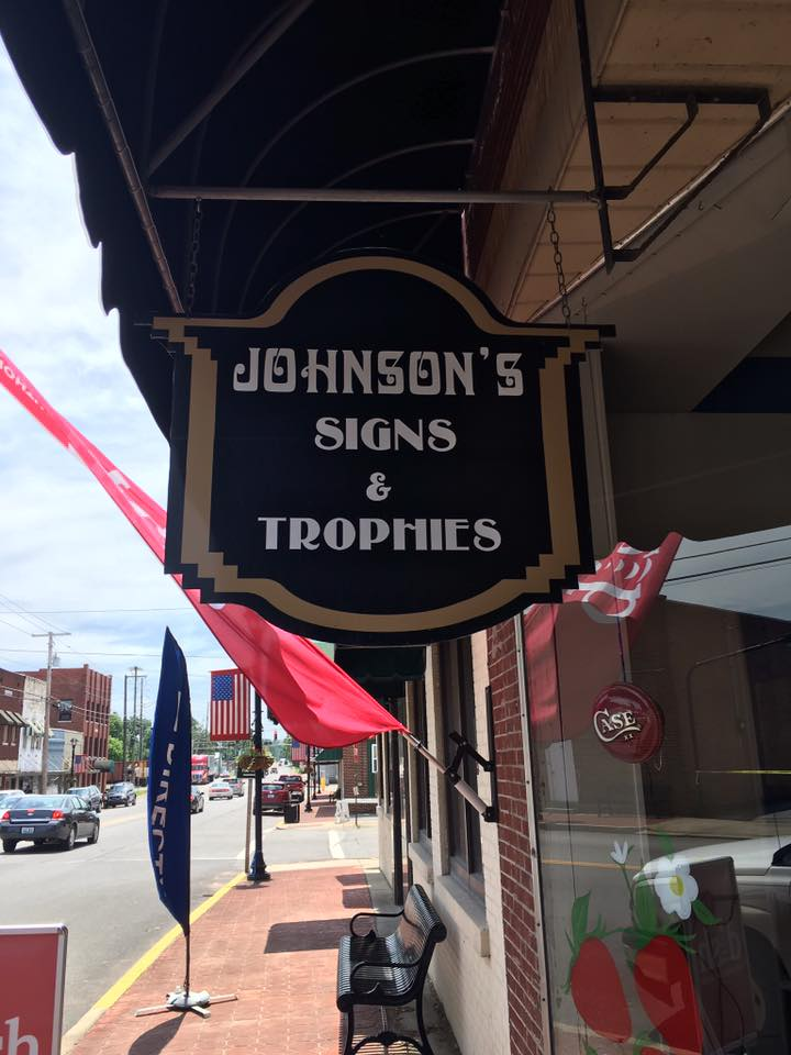 Johnson Signs and Trophies