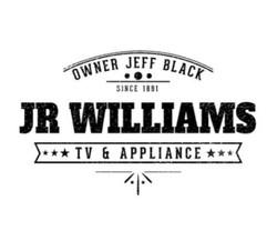 JR Williams sign