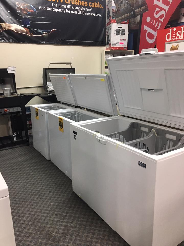 Freezers of every size