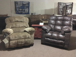 simmons recliner and big boy seminole