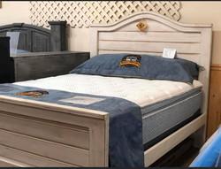 bedroom shiplap cool mattress