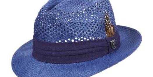 STACYA DAMS-Pinch Front Hat SA607-NAVY