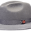 Thumbnail: MO-206 I BRUNO MONARCH HAT I STEEL/RED