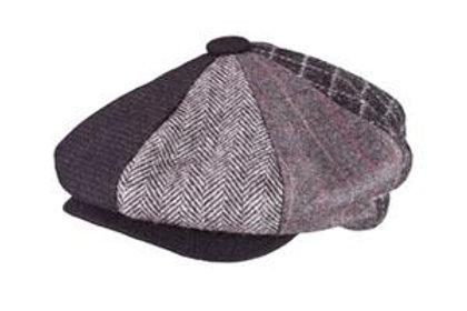 DOBBS PATCH CAP GRAY