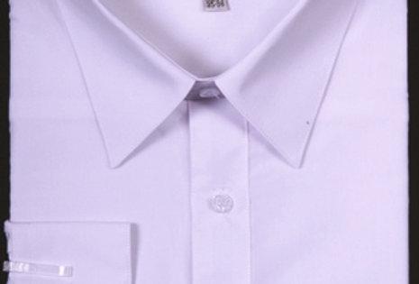 DS3001 I DANEL ELLISA DRESS SHIRT I WHITE