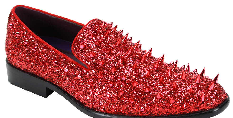 AFTER MIDNIGHT SPIKE SHOES | 6788 I FIRE RED