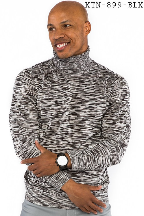 KTN-899 I PRESTIGE SWEATER I BLACK