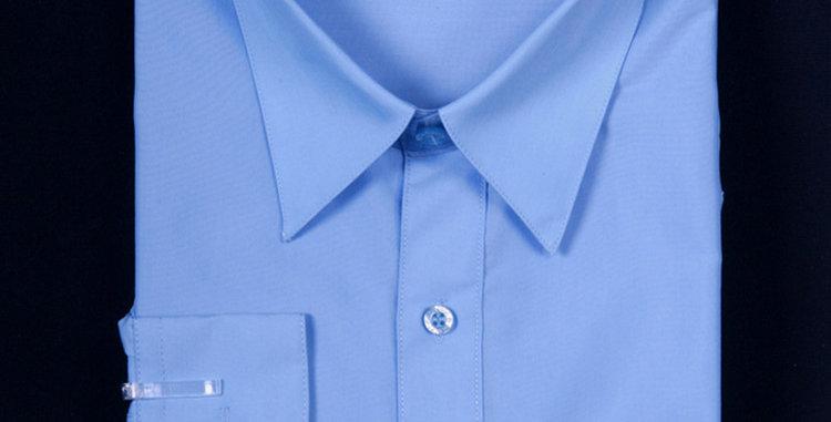 DS3001 I DANEL ELLISA DRESS SHIRT I LIGHT BLUE