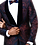 Thumbnail: J75 I KNET & PARK BY  EJ SAMUEL BLAZER WITH MATCHING BOW TIE I NAVY