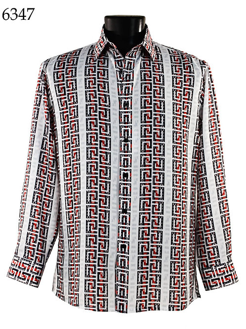 BASSIRI I 6347 LONG SLEEVE SHIRT