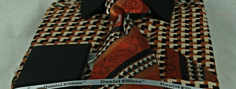 DANIEL ELLISSA-DS3788P2-BROWN