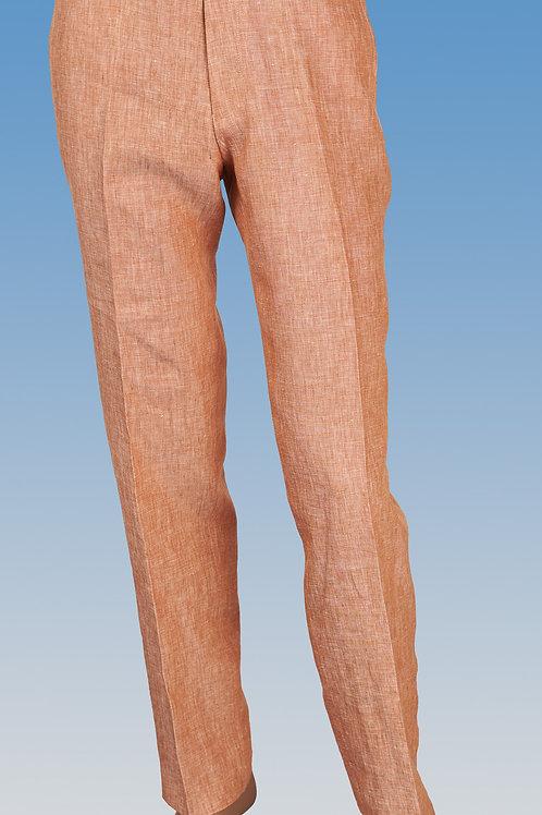 INSERCH I P3116 LINEN PANTS I COPPER