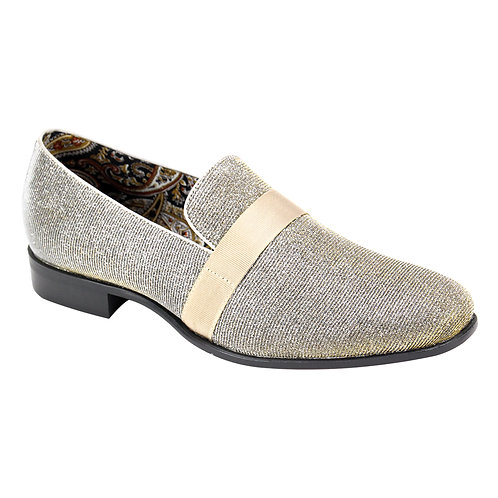 AFTER MIDNIGHT SHOES | 6660 | GLD/SILVER