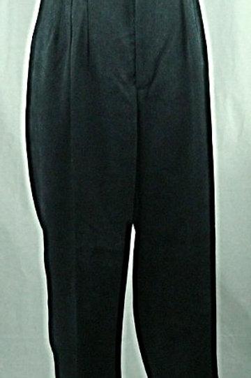 Smokey Joe's PA695IWilbure Coruroy Pants-Black