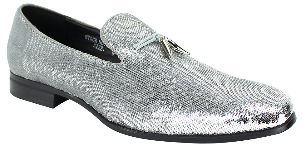 AFTER MIDNIGHT SHOES | 6759 I SILVER