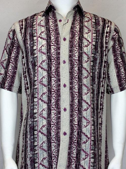 BASSIRI Printed Novelty Fashion Shirts-6044