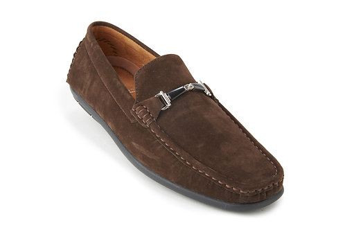 S-241 I MONTIQUE DRIVING SHOES I BROWN