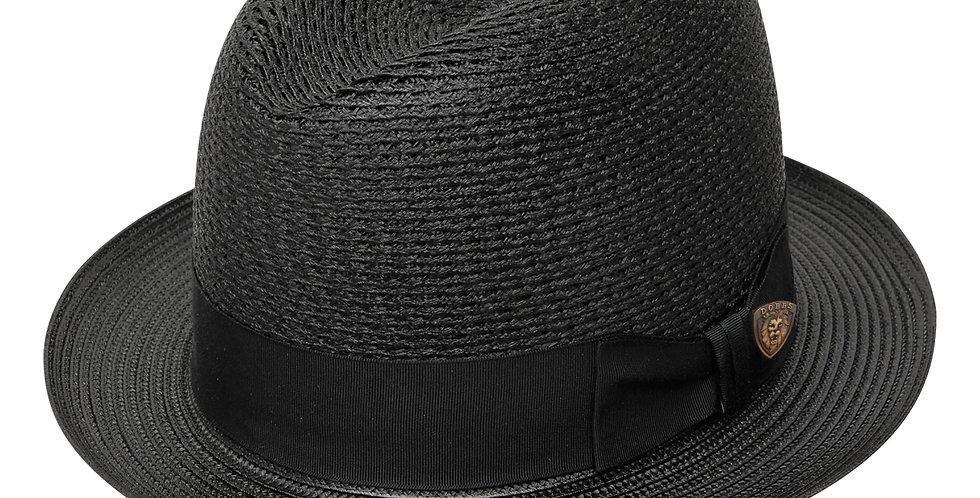 Dobbs I Madison Straw Hat I Black