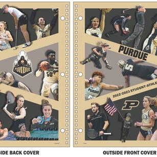 Purdue  Student Athlete Cover