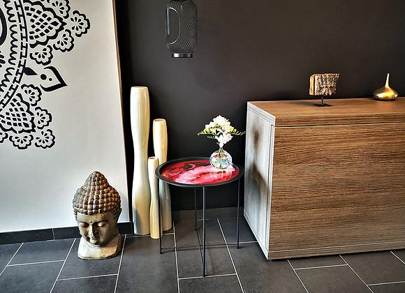 Table Résine 47x50 cm