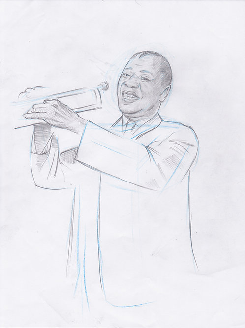 LOUIS ARMSTRONG STUDY