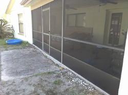 porch rescreen orlando