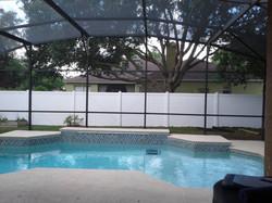 pool screen repair service