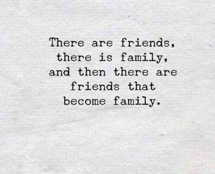 At Alcoeur, we feel like family!