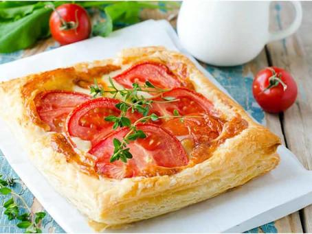 Alcoeur Apron's Tasty Tomato Tart