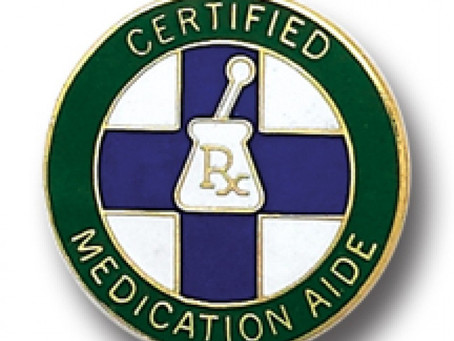 Becoming a Certified Medication Aide in NJ