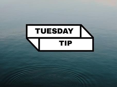 Varis Health - Tuesday Tip