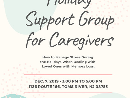 Holiday Support Group