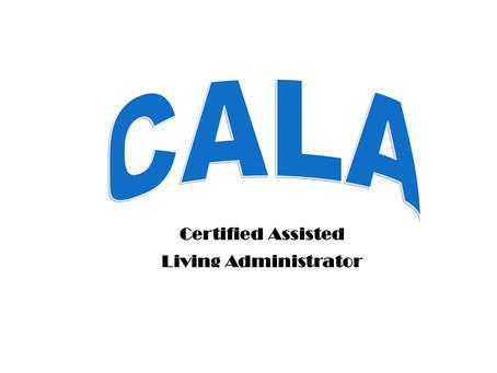 2019 CALA Dates