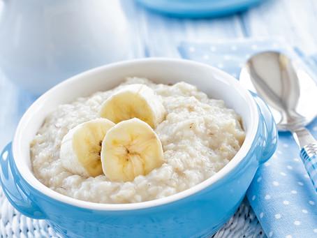 Alcoeur Apron's Banana Oatmeal