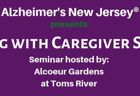 Self-care for the Caregiver...