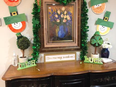 St Patricks Day At Alcoeur