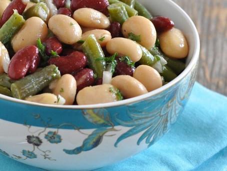 Alcoeur Apron's Three bean salad is always a fan favorite!