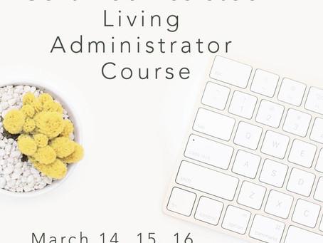 March CALA Course!