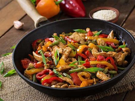 Alcoeur Apron's Vegetable Stir-Fry