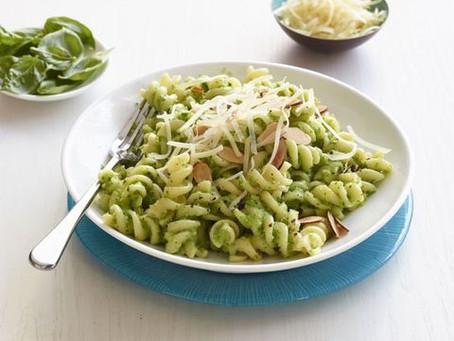 Alcoeur Apron's Fusilli with Broccoli Pesto