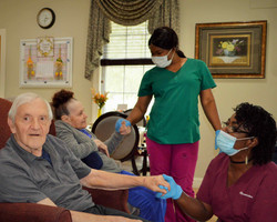Kind and compassionate care