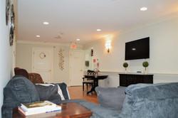 Comfy living areas