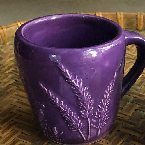 Mug, deep purple