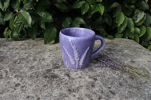 Mug, periwinkle