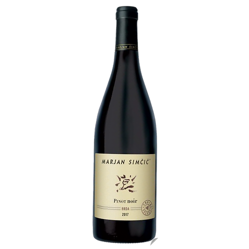 Simčič Marjan - Pinot Noir - Cru Selection - crveno vrhunsko