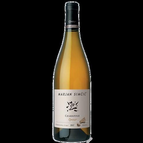SIMČIČ MARJAN - Chardonnay Opoka Cru Selection - vrhunsko bijelo