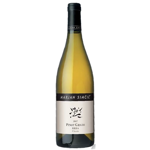 Simčič Marjan - Pinot Grigio - Brda Classic - bijelo vrhunsko